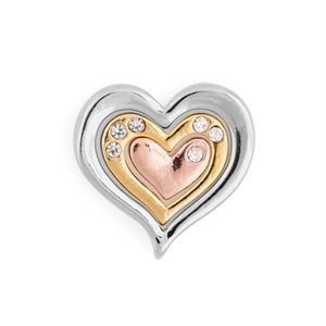 Picture of Nesting Hearts Charm
